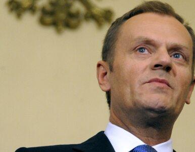 Tusk każe posłom bronić reformy Gowina