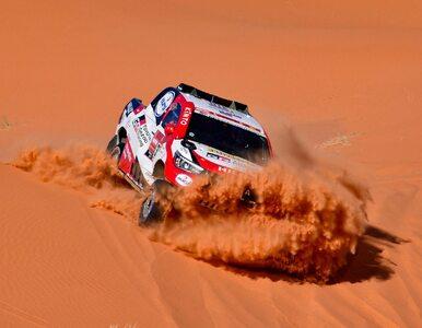 Poważnie wyglądający wypadek na Rajdzie Dakar. Były mistrz świata...