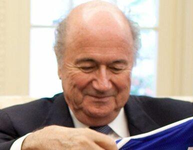 Zegarki warte 20 tys. euro dla FIFA. Sprawę zbada komisja etyki