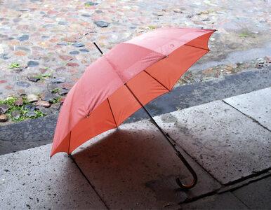 Pogoda: Ulewy, gradobicia i gwałtowny wiatr