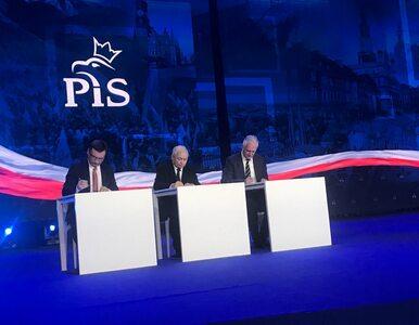 NA ŻYWO: Konwencja PiS w Warszawie. Przemówienia Kaczyńskiego i...