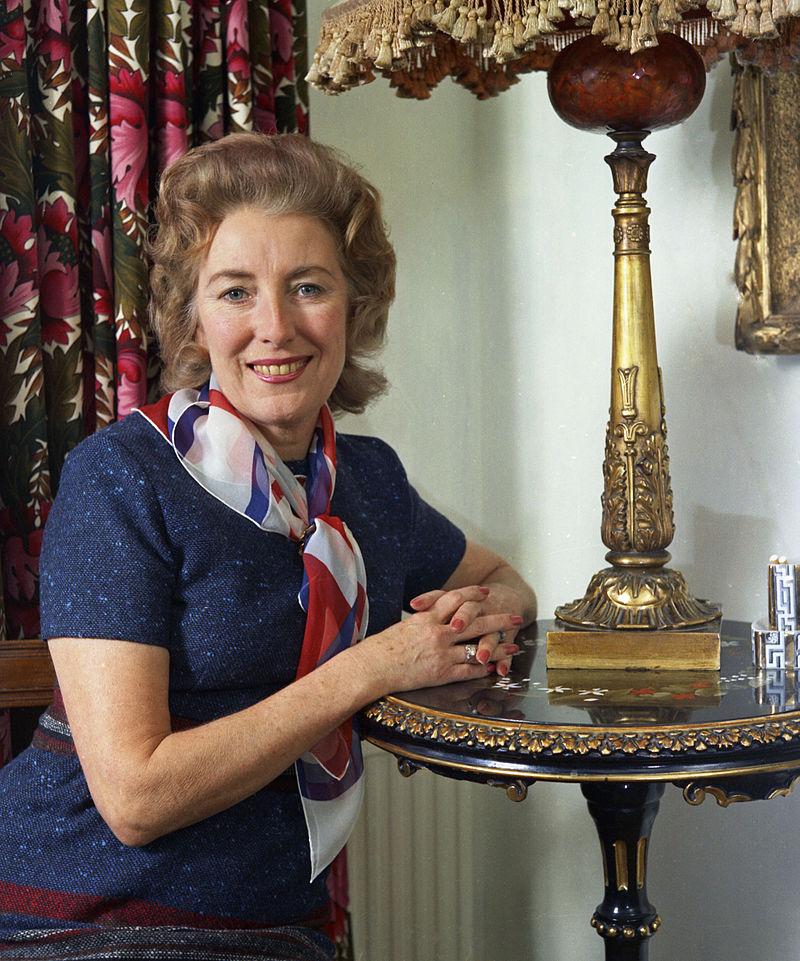 Vera Lynn w 1973 roku