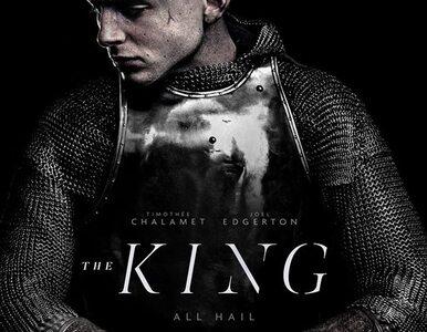 Timothee Chalamet jako król Henryk V. Netflix odsłonił plakat swojej...