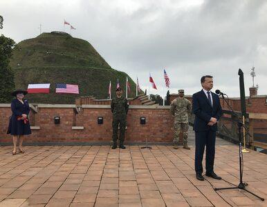 Błaszczak: Potwierdzamy decyzję o utworzeniu w Polsce wysuniętego...