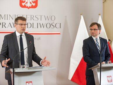 """Wiceminister sprawiedliwości o nowelizacji ustawy o SN.  """"Postanowienie..."""