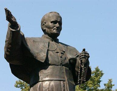 Włochy: ścięli głowę Jana Pawła II