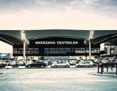 Warszawa. Napad na kantor na Dworcu Centralnym. Skradziono ok. 350 tys. zł
