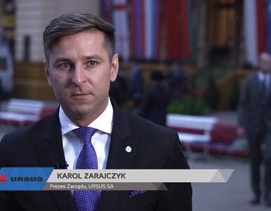 URSUS SA, Karol Zarajczyk - Prezes Zarządu, #162 ZE SPÓŁEK