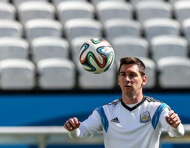 Messi: Argentyna nie jest ode mnie zależna