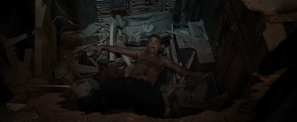 "Mark Ruffalo jako Bruce Banner/Hulk w filmie ""Avengers: Wojna bez granic"" (2018)"
