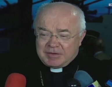 Wierni z Dominikany o areszcie dla abp. Wesołowskiego: To początek...