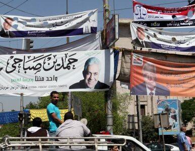 Egipt wybierze prezydenta. Liderzy rewolucji boją się wyników
