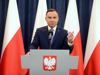 """""""SE"""": Prezydenckie weto zirytowało polityków PiS. W 2020 Dudę zastąpi..."""