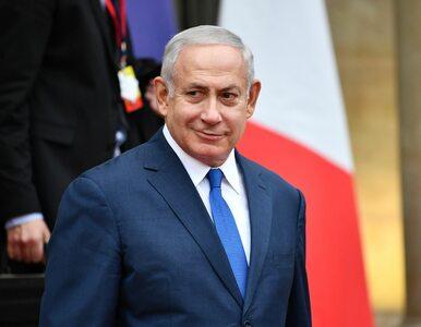"""Izraelskie media: Netanjahu powiedział, że """"Polacy kolaborowali z..."""