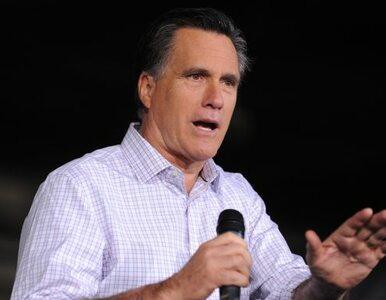 Romney: jeśli Obama wygra wybory, Iran wyprodukuje broń jądrową