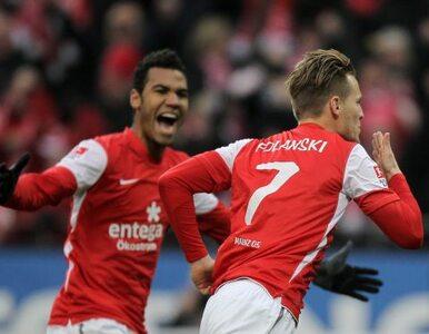 Bundesliga: gol Eugena Polanskiego
