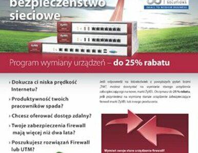 ZyXEL przedłuża program promocyjny Trade-In do końca marca