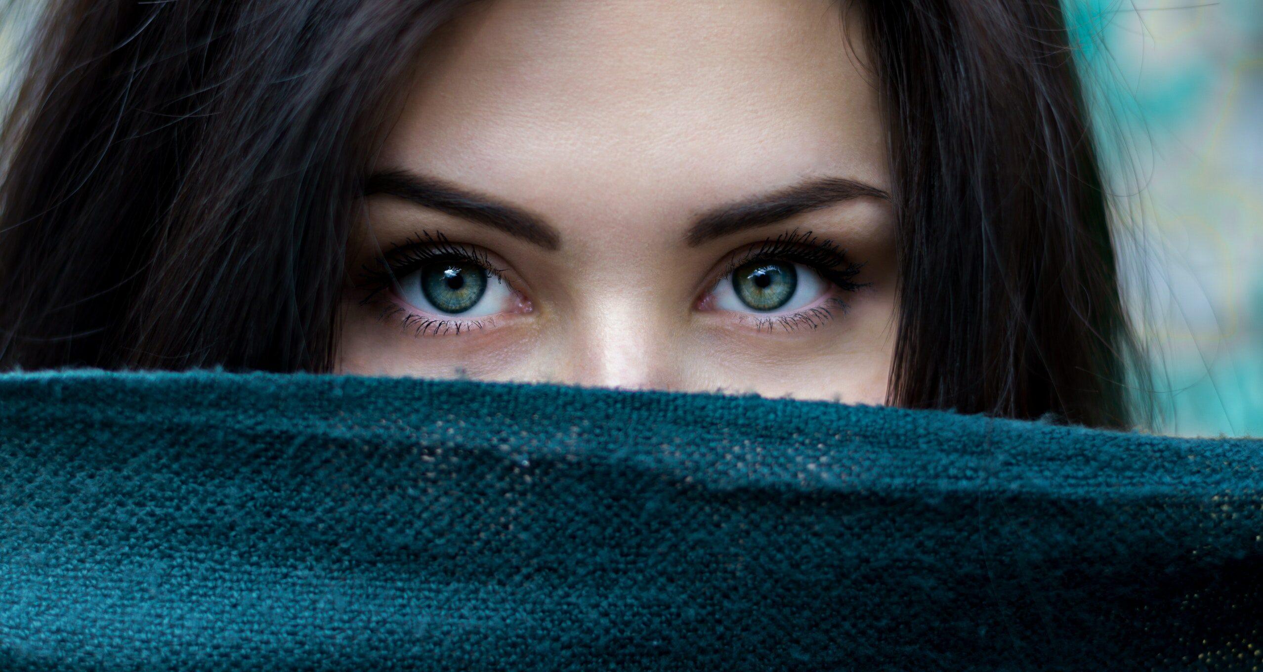 Hipnotyzujące spojrzenie