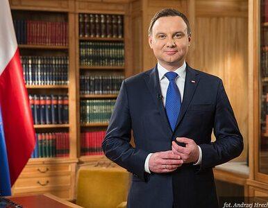 Duda o Trybunale Konstytucyjnym: Kierowałem się wolą Sejmu