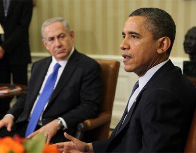 """""""Obama myśli, że Netanjahu jest oszustem"""""""