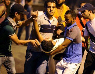 Protesty w Kairze. 34 zabitych, 400 rannych