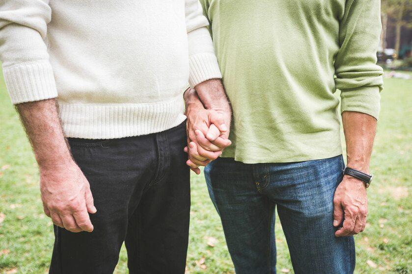 Para homoseksualistów