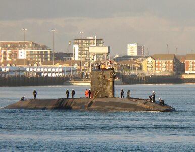 Plany okrętu podwodnego Royal Navy znalezione... w sklepie charytatywnym