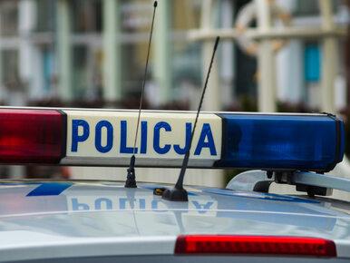 Łódzkie. Napadł na stację benzynową, strzelał do policji. Ukradł... dwa...