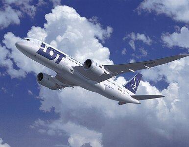Polski Dreamliner odbył pierwszy lot