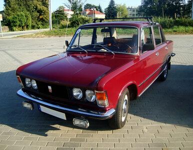Zlot Fiatów 125p pozwolił przenieść się w czasie. Dziś 50. urodziny...