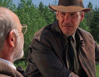 """Harrison Ford potwierdza. Powstaje piąty film z serii """"Indiana Jones"""""""