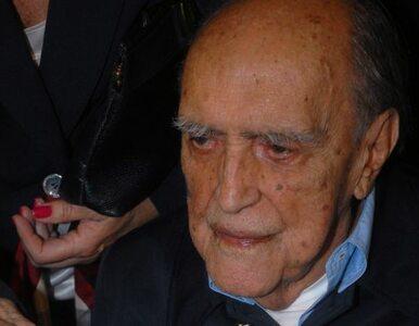 Słynny 104-letni architekt w szpitalu. Powód: infekcja dróg oddechowych