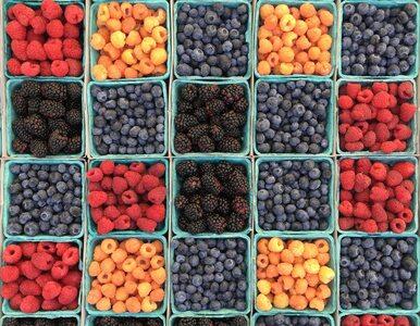 Chcesz się zdrowiej odżywiać? Sugeruj się... kolorem produktów. Na czym...
