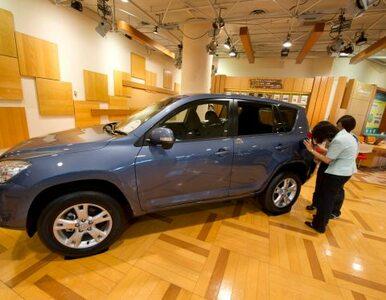 Toyota wzywa 1,5 miliona aut na kontrolę