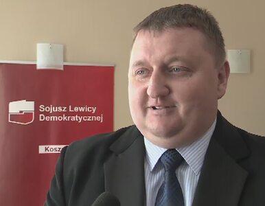 Syn Leppera wystartuje w wyborach z listy SLD-Lewica Razem