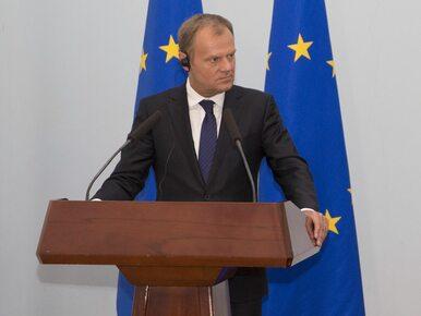 """Tusk skomentował wyniki wyborów. """"Normalna sprawa"""", """"Gratulacje wysłane"""""""