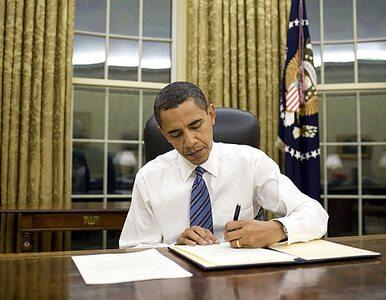 Barack Obama wyżej opodatkuje  milionerów