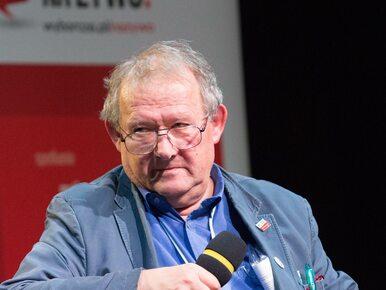 Michnik: Polska była wzorem, a staje się państwem izolowanym, pogardzanym