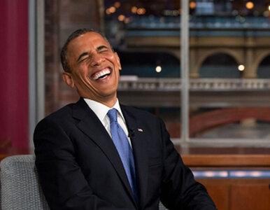 """Barack Obama zaliczył wpadkę. """"Tak jest, gdy kończysz 52 lata"""""""