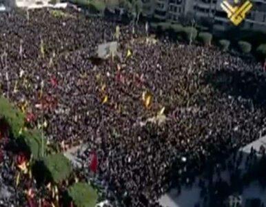 Przywódca Hezbollahu: będziemy mu pomagać do końca!