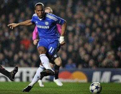 """Drogba mówi Chelsea """"goodbye"""". Ale w Chinach nie zagra"""