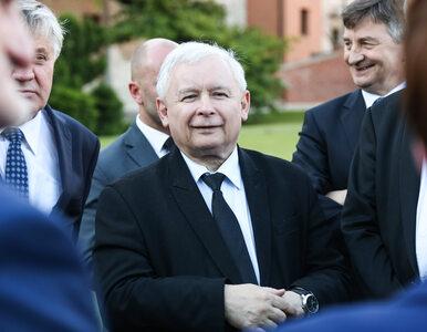 Kaczyński o swojej przyszłości: Nie zawsze będę tym, który bierze na...