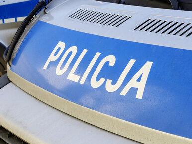 Warszawa. Gruzin chciał przejechać policjantów. Padły strzały