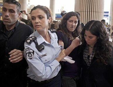 """Tel Awiw zatrzymuje podróżujących do Palestyny. """"Izrael zachowuje się..."""