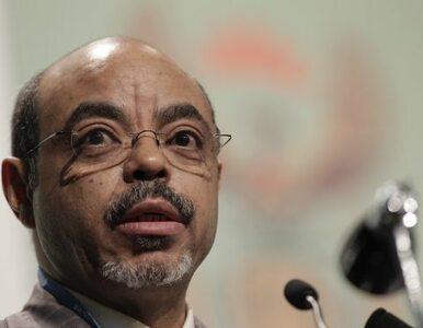Premier Etiopii nie żyje. Leczył się w Europie?
