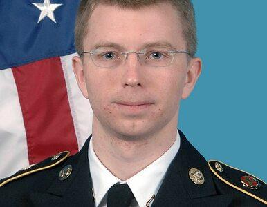 Bradley Manning: jestem kobietą