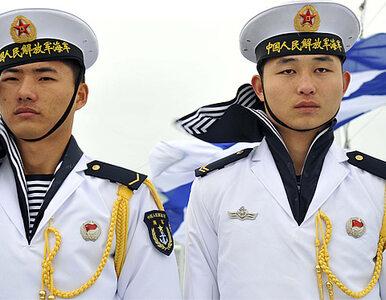 Chińska odpowiedź na napięcia: manewry marynarki