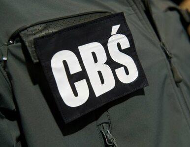 Szef podkarpackiego CBŚP zatrzymany przez ABW