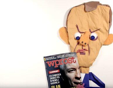 """""""Różni nas wiele, łączy nas Wprost"""" by Broda. Donald Tusk vs. Jarosław..."""