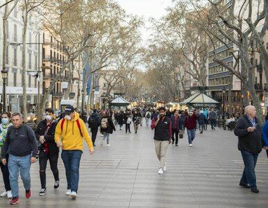 Spory wzrost zakażeń koronawirusem w Katalonii. Francja zamknie granicę...